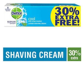 Dettol Shaving Cream - Cool 78 g