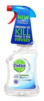 Dettol Surface Cleanser - Anti Bacterial 500 ml