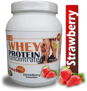 Develo Whey Protein Concentrate Instantised With Nostofuel-1kg