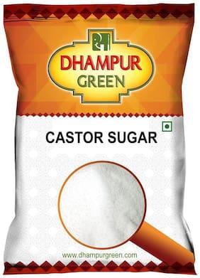 Dhampur Green Castor Sugar 1kg (Bulk Pack 20 Units)