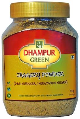 Dhampur Green Jaggery Powder 700g (Bulk Pack 14 Units)