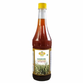 Dhampure Speciality Sugarcane Vinegar with Mother 650 ml (Pack of 1)