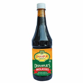 Dhampure Speciality Molasses Liquid Gur 1 kg (Pack Of 2)
