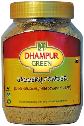 Dhampure Speciality Jaggery Powder 700gm Pack OF 14