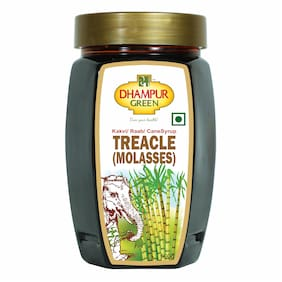 Dhampure Speciality Molasses Liquid Jaggery / Treacle 500g (Pack Of 2)