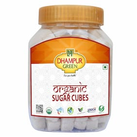 Dhampure Speciality Organic Sugar Cubes 550g (Pack of 1)