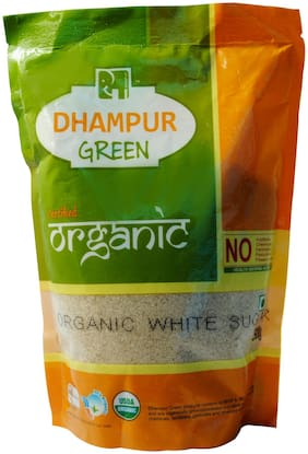 Dhampure Specialitye Speciality Speciality Organic White Sugar 500gm Pack OF 20