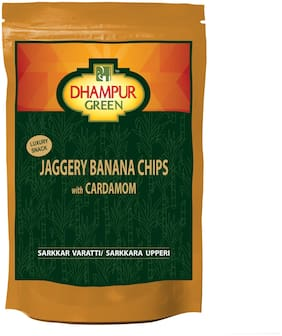 Dhampure Speciality Jaggery Banana Chips 150gm
