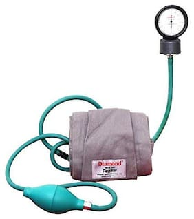 Diamond Dial Deluxe Blood Pressure Apparatus With Field Calibration