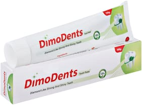 Dimodents Toothpaste -Pack Of 1 (100 G)