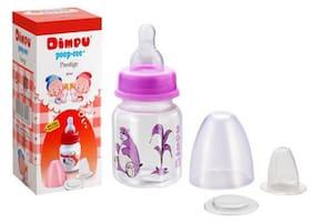 Dimpu Poop-Cee Baby Feeding Bottle - Prestige  80 ml