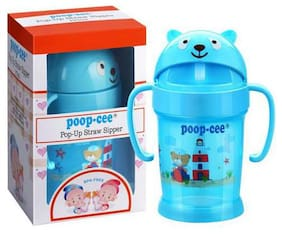 Dimpu Poop-Cee Baby Sipper With Pop-up Straw  175 ml