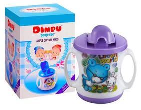 Dimpu Poop-Cee Baby Cup - Ample 180 ml