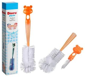 Dimpu Poop-Cee Brush - Cleaning, Bear 1 pc