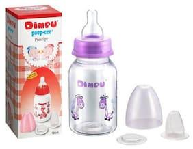 Dimpu Poop-Cee Baby Feeding Bottle - Prestige  125 ml