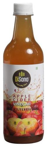 Disano Apple Cider Vinegar Filtered 500 ml