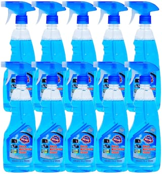 Doc Him Glass & Multi-Surface Cleaner 500ml (Pack of 10)