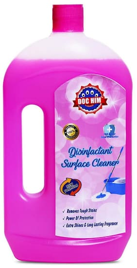 Doc Him Lavender Disinfectant Surface Cleaner 1L (Pack of 1)