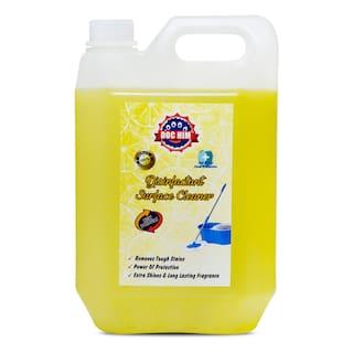 Doc Him Lemon Disinfectant Surface Cleaner 5 L