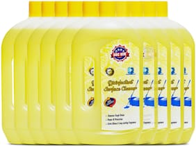 Doc Him Lemon Disinfectant Surface Cleaner 1 L ( Pack of 10 )