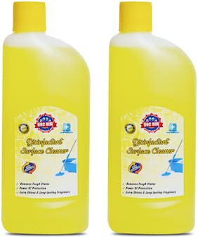 Doc Him Lemon Disinfectant Surface Cleaner 500 ml ( Pack of 2 )