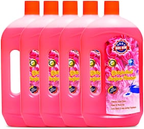 Doc Him Rose Disinfectant Surface Cleaner 1 L ( Pack of 5 )