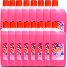 Doc Him Rose Disinfectant Surface Cleaner 500 ml ( Pack of 16 )