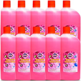 Doc Him Rose Disinfectant Surface Cleaner 500 ml ( Pack of 10 )
