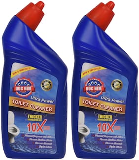 DOC HIM TOILET CLEANER 500ml each(Pack of 2)