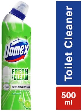 Domex Lime Fresh Toilet Cleaner 500 ml