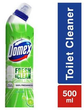 Domex Lime Fresh Toilet Cleaner, 500 ml