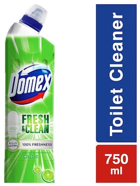 Domex Lime Fresh Toilet Cleaner 750 ml