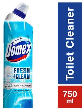 Domex Ocean Fresh Toilet Cleaner 750 ml