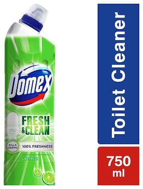 Domex Toilet Cleaner - Lime Fresh 750 ml