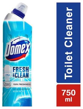 Domex Toilet Cleaner - Ocean Fresh 750 ml