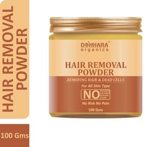 Donnara Organics Hair Removal Powder (100g)