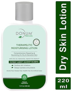 Donum Paraben-Free Moisturizing Ultra Hydrating Body Lotion With Essential Oils- (220 ml)
