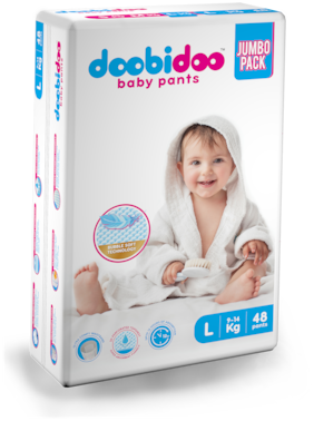 Doobidoo Baby Pants - Large Size - 48 pants