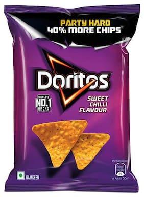 Doritos Tortilla Chips - Sweet Chili Flavour 140 g