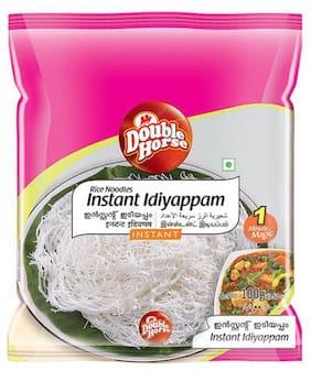 Double horse Idiyappam - White 100 g