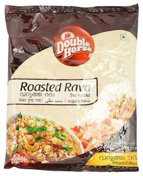 Double Horse Rava - Roasted 500 g