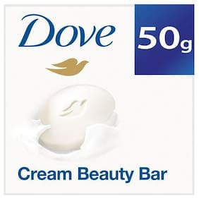 Dove Cream Beauty Bathing Bar Soap 50 g