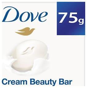 Dove Cream Beauty Bathing Bar Soap  75 gm