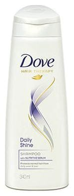 Dove Daily Shine Shampoo 340 ml