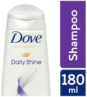 Dove Daily Shine Shampoo 180 ml