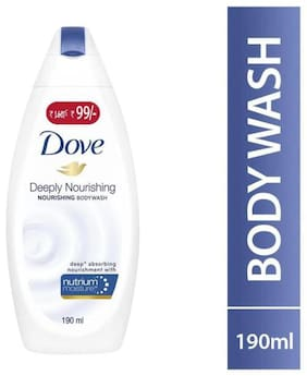 Dove Deeply Nourishing Body Wash 190 ml