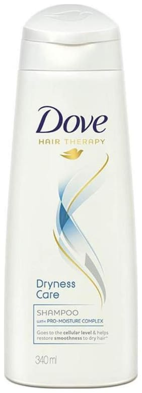 Dove Dryness Care Shampoo 340 Ml