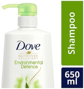 Dove Environmental Defence Shampoo  650 Ml