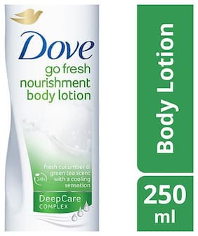 Dove Go Fresh Nourishment Body Lotion 250 ml