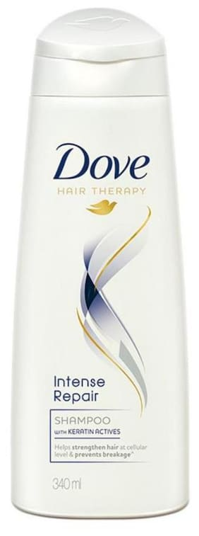 Dove Intense Repair Shampoo 340 Ml